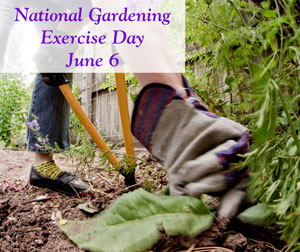 national-gardening-exercise-day